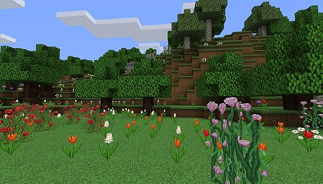 98249  Persistence realistic pack 8 [1.9.4/1.8.9] [128x] Persistence Texture Pack Download