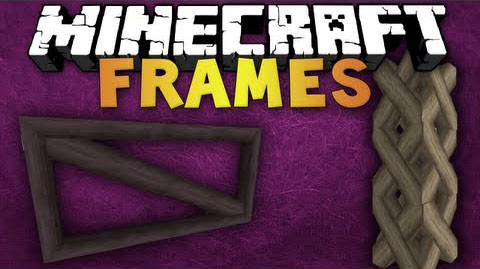 992f6  Frames Mod [1.8] Frames Mod Download