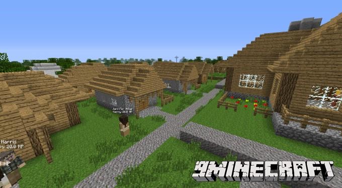 aabd4  MineColonies Mod 3 MineColonies Screenshots