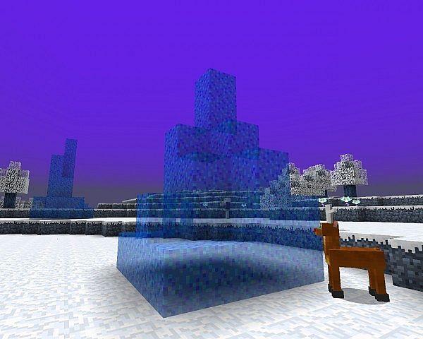 c1073  Glacia Dimension Mod 8 Glacia Dimension Screenshots