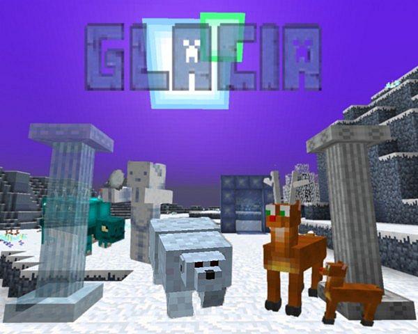 dca37  Glacia Dimension Mod 1 Glacia Dimension Screenshots