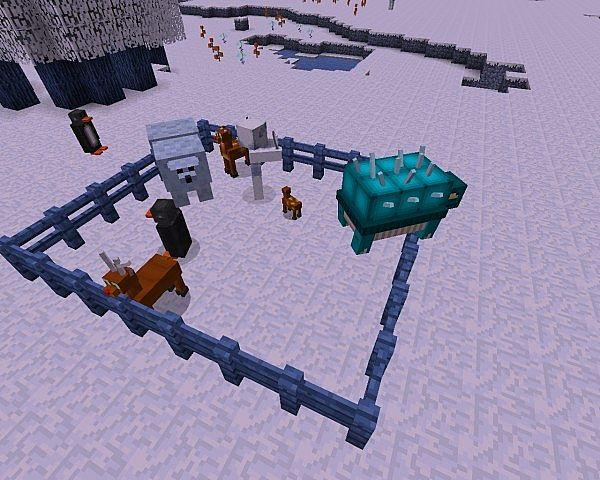 dca37  Glacia Dimension Mod 6 Glacia Dimension Screenshots
