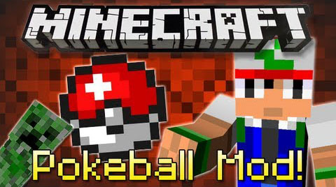 dce94  Pokeball Mod by grim3212 [1.8] Pokeball grim3212 Mod Download