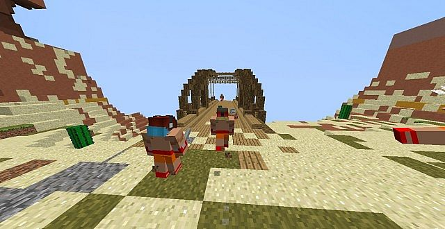 de474  Clash of mines resource pack 1 [1.7.10/1.6.4] [32x] Clash of Mines Texture Pack Download