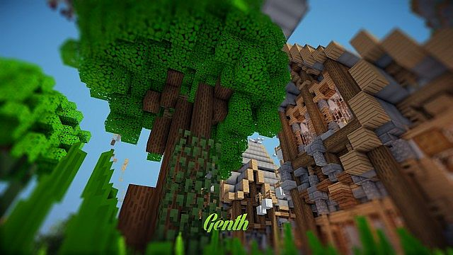 f5654  Genths resource pack 3 [1.7.10/1.6.4] [64x] Genth's Texture Pack Download