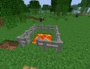 [1.7.10] Iron Fence Mod Download