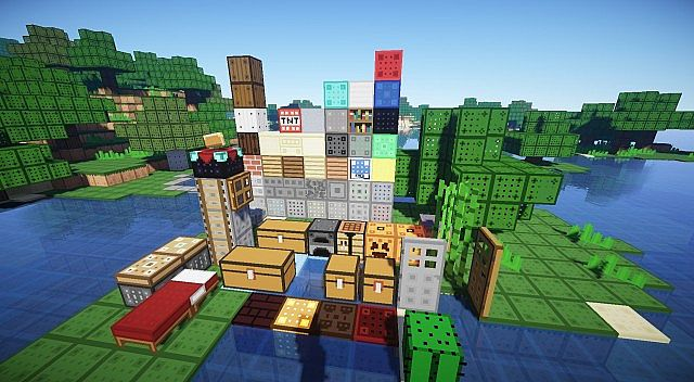 f8434  Cartoonmine resource pack 3 [1.7.10/1.6.4] [16x] CartoonMine Texture Pack Download