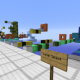 fadc2  15 seconds map 21 80x80 Minecraft   More Pistons Mod   Bouncy Castles!
