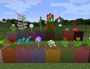 [1.7.10] Modular Flower Pots Mod Download
