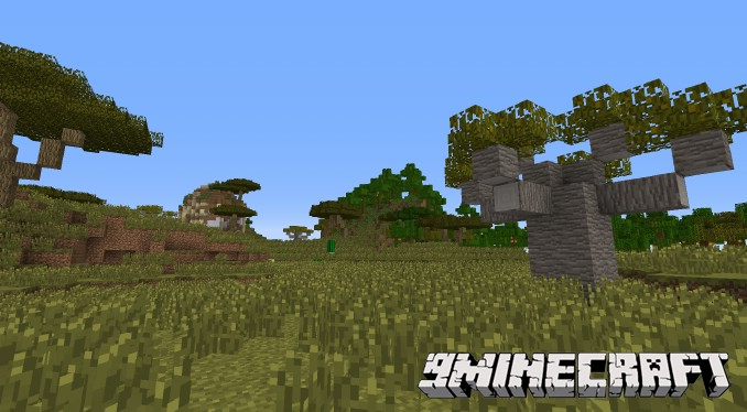 0580a  Enhanced Biomes Mod 2 [1.7.10] Enhanced Biomes Mod Download