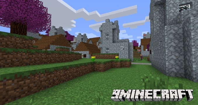 0580a  Enhanced Biomes Mod 4 [1.7.10] Enhanced Biomes Mod Download