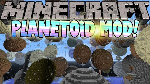 11d11  Planetoid Mod [1.6.4] Planetoid Mod Download
