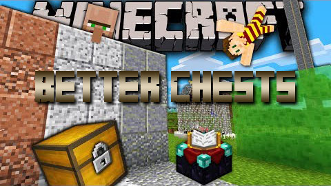 24a1a  Better Chests Mod [1.8] Better Chests Mod Download