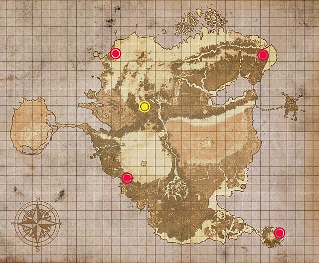 530ac  Apterra Map 1 [1.7.6/1.7.2] Apterra Map Download