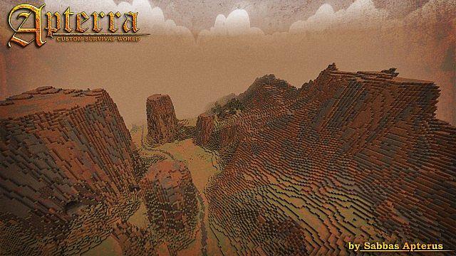 530ac  Apterra Map 2 [1.7.6/1.7.2] Apterra Map Download