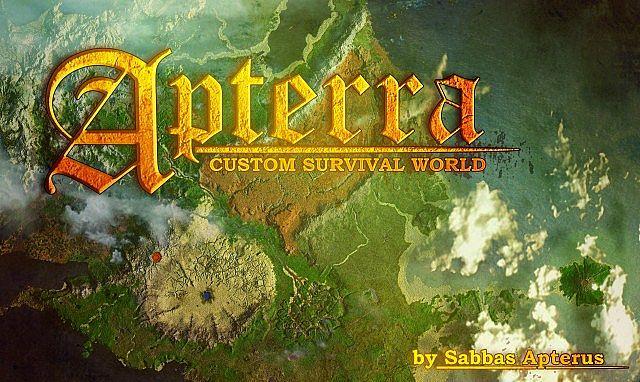 530ac  Apterra Map [1.7.6/1.7.2] Apterra Map Download