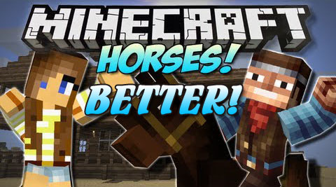 5c649  Better Horses Mod [1.7.2] Better Horses Mod Download