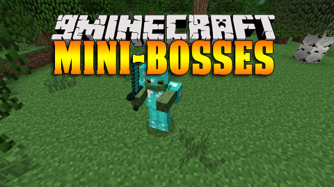 5e524  Mini Bosses Mod [1.7.2] Mini Bosses Mod Download