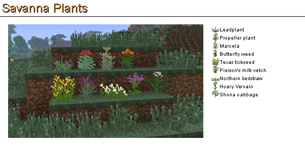 5fe7f  132x7Wi Plant Mega Pack Screenshots and Recipes