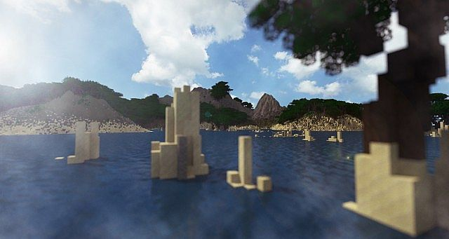 6397a  Tropical Island Map 2 [1.7.9] Tropical Island Map Download
