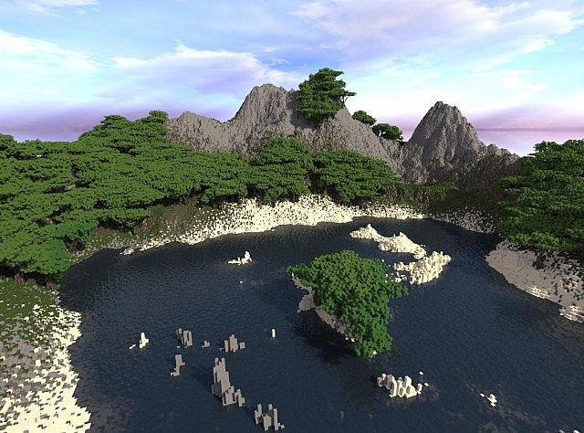 6397a  Tropical Island Map 5 [1.7.9] Tropical Island Map Download