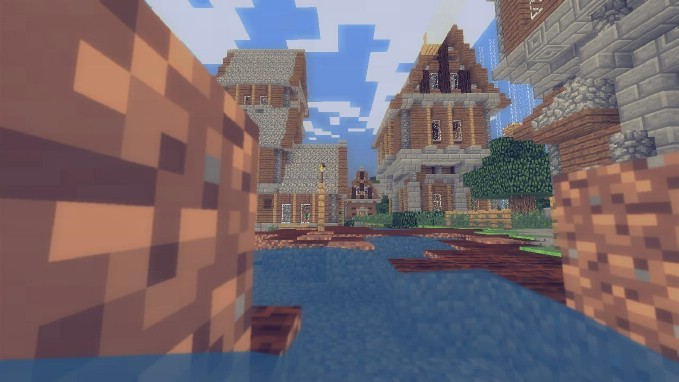 73cf7  MineCloud Shaders 1 [1.7.2] MineCloud Shaders Mod Download