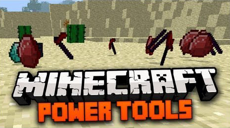 a586d  Powerful Tools Mod [1.7.2] Powerful Tools Mod Download