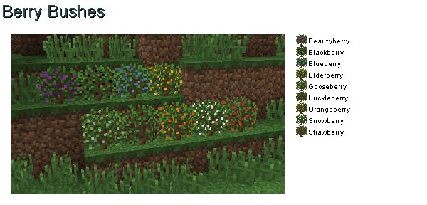 a5a8a  XG7Hqz7 Plant Mega Pack Screenshots and Recipes