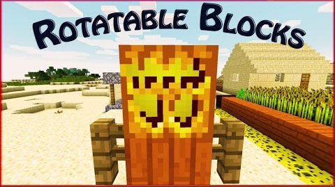 ad5c2  Rotatable Blocks Mod [1.7.2] Rotatable Blocks Mod Download