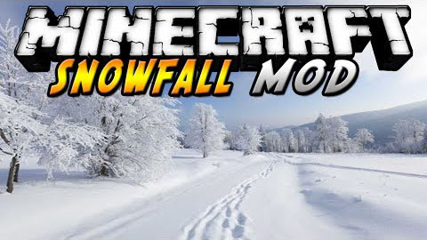 b4428  Snowfall Mod [1.7.10] Snowfall Mod Download