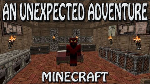 b8339  An Unexpected Adventure Map [1.7.6 /1.7.2] An Unexpected Adventure Map Download