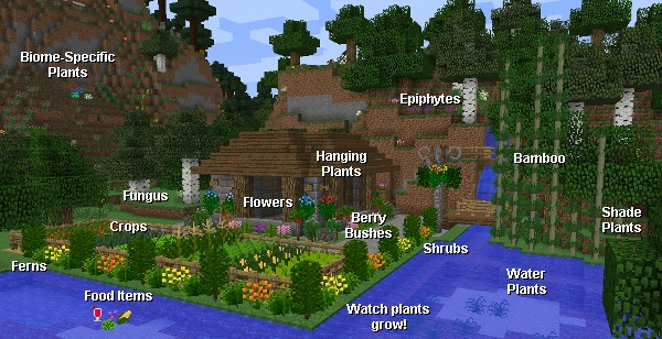 ba12f  Plant Mega Pack Mod 1 Plant Mega Pack Screenshots and Recipes