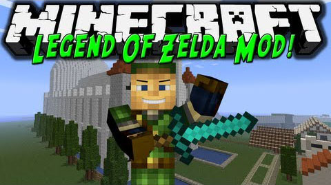 c4e17  Legend of Zelda Mod [1.7.2] Legend of Zelda Mod Download