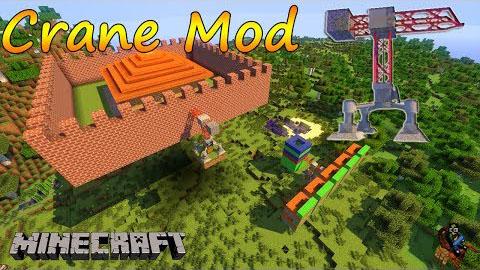 c5b07  Crane Mod [1.7.2] Crane Mod Download