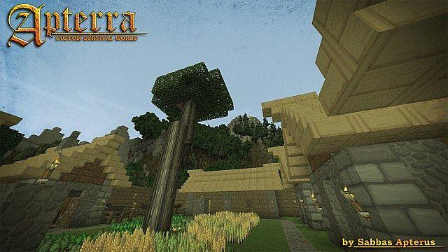 cc3a0  Apterra Map 11 [1.7.6/1.7.2] Apterra Map Download