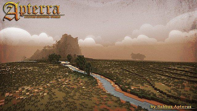 cc3a0  Apterra Map 12 [1.7.6/1.7.2] Apterra Map Download