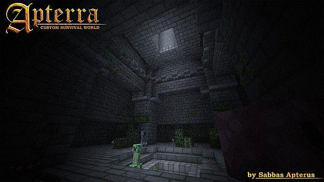 cc3a0  Apterra Map 13 [1.7.6/1.7.2] Apterra Map Download
