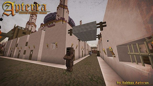 cc3a0  Apterra Map 15 [1.7.6/1.7.2] Apterra Map Download