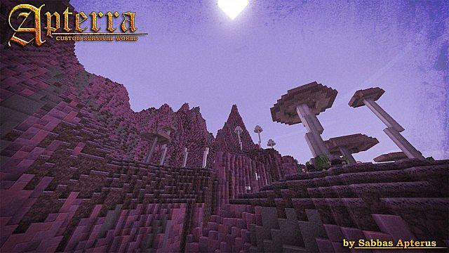 cc3a0  Apterra Map 16 [1.7.6/1.7.2] Apterra Map Download