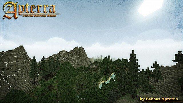 cd615  Apterra Map 3 [1.7.6/1.7.2] Apterra Map Download