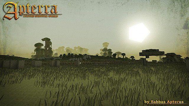 cd615  Apterra Map 4 [1.7.6/1.7.2] Apterra Map Download