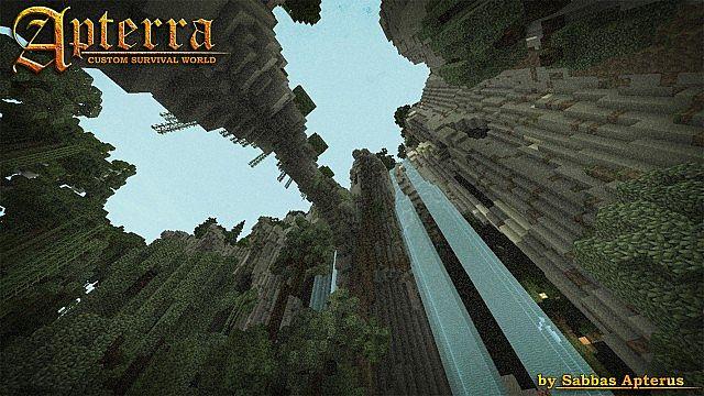 cd615  Apterra Map 8 [1.7.6/1.7.2] Apterra Map Download