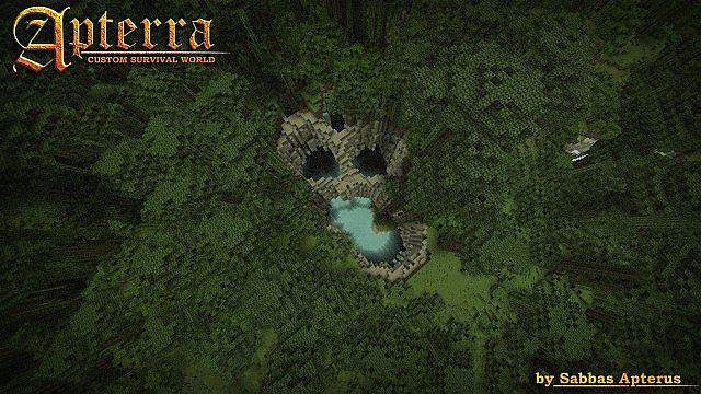 cd615  Apterra Map 9 [1.7.6/1.7.2] Apterra Map Download