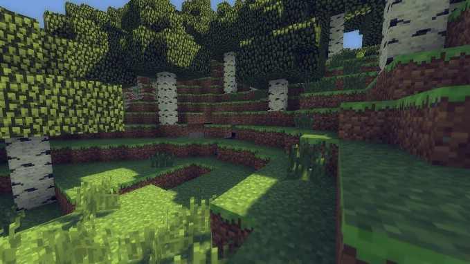 d951f  MineCloud Shaders 3 [1.7.2] MineCloud Shaders Mod Download