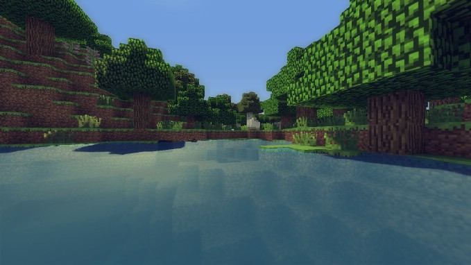 d951f  MineCloud Shaders 4 [1.7.10] MineCloud Shaders Mod Download