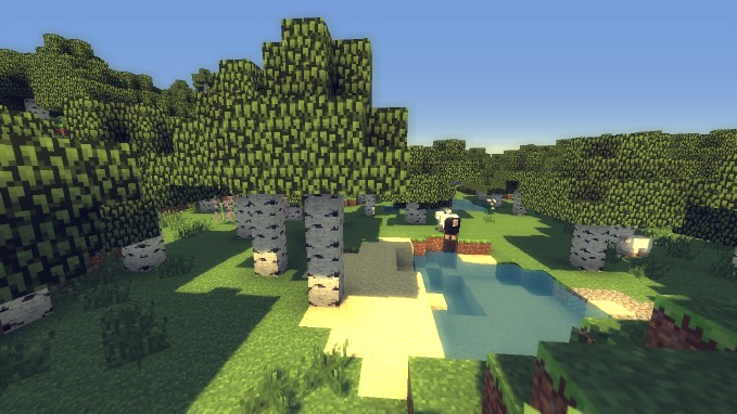d951f  MineCloud Shaders 6 [1.7.10] MineCloud Shaders Mod Download