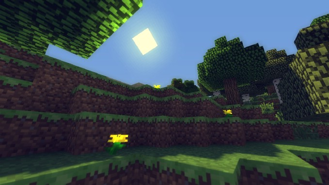 d951f  MineCloud Shaders 9 [1.7.10] MineCloud Shaders Mod Download