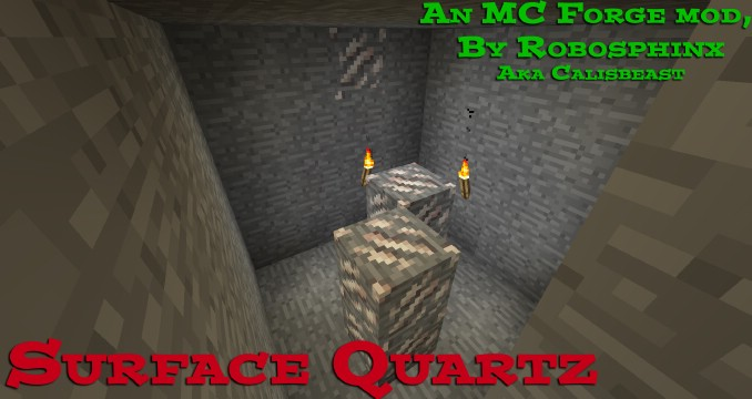 de7cc  Surface Quartz Mod 1 [1.7.2] Surface Quartz Mod Download