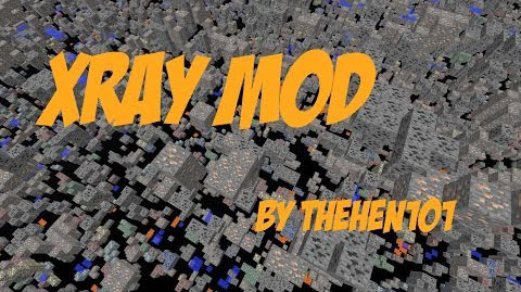 e938b  The Simple Xray Mod [1.7.10] The Simple Xray Mod Download