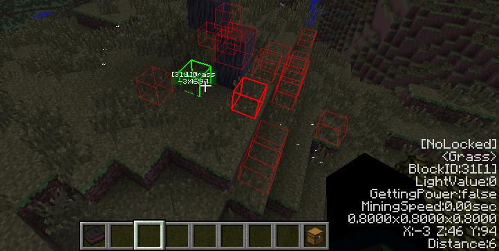 ebe48  Scouter Mod 3 Scouter Screenshots